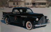 1940 Buick Roadmaster Sports Coupe 2 Door